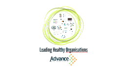 Leading Healthy Organisations