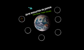2010 DISASTER IN JAPAN