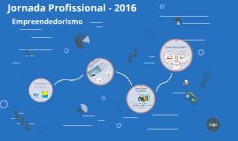 Jornada Profissional - Empreendedorismo