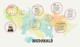 Copy of McDonald