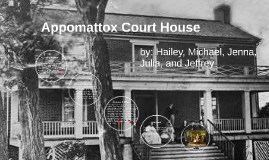 Appomattox Court Case