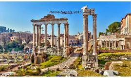 Rome Napels 2015