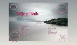 Copy of Wife of Bath Character Description
