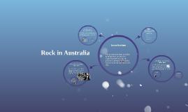 Rock in Australia