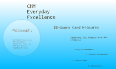 CHM Everyday Excellence