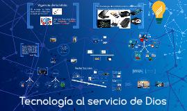 Tecnología al Servicio de Dios