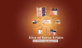 Kina og Korea-krigen