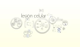 Lesión Celular