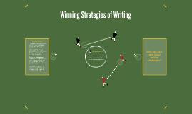 Writing to Win