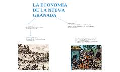 LA ECONOMIA DE LA NUEVA GRANADA