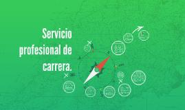Copy of Servicio profesional de carrera.