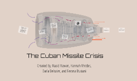 The Crisis of Soviet Missiles in Cuba