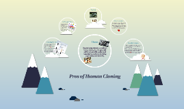 Copy of Pros of Human Cloning