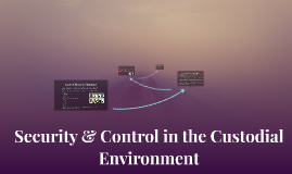 Control & Security in Custodial Enviornment