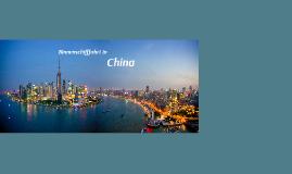 Binnenschifffahrt in China