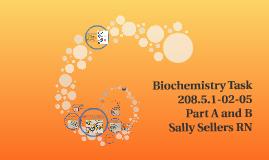 Biochemistry Task 208.5.1-02-05