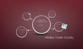 Medea: Greek Society