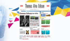 Copy of Thomas  Alva  Edison