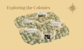 Comparing and Contrasting the Colonies