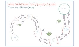 Contributors @ Zycus