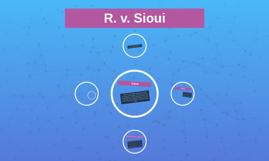 R. v. Sioui