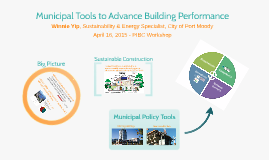Municipal Tools to Advance Building Energy Performance
