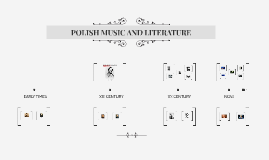 POLISH MUSIC AND LITERATURE