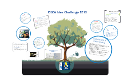 Copy of Deca Idea Challenge for grade 3,4,5