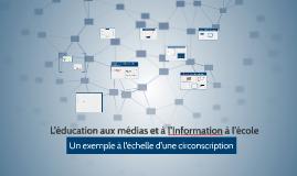 Copy of L'éducation aux médias à l'échelle d'une circonscription