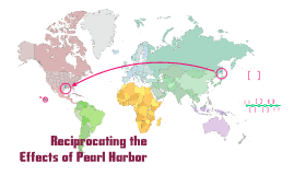 Reciprocating the Effects of Pearl Harbor