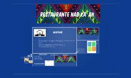 Restaurante Nab ka`an