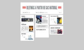 OLEFINAS A PARTIR DE GAS NATURAL