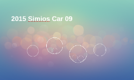 2015 Simios Car 09