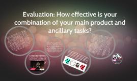 Evaluation Question 4 - Written by Krysalyn Quainoo