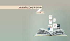 Nieuwsbegrip op Digitalis