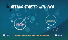 Getting Started with PICO