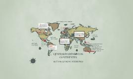 Copy of GENERALIDADES DE LOS CONTINENTES