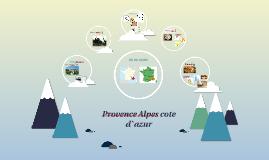 Provence Alpes cote d`azur