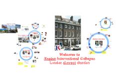 2016 Covent Garden Welcome Prezi