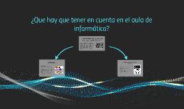 Copy of LA IMPORTANCIA DE LOS VALORES EN EL AULA DE INFORMATICA...