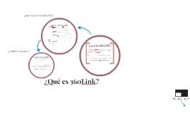Guía para 360Link
