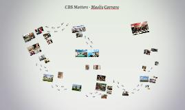 CBS Matters - Maelis Z'16