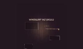 WINDSURF YAZ OKULU