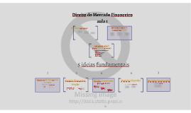 Direito do Mercado Financeiro 2016 - aula 1
