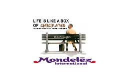 Copy of Mondelez International
