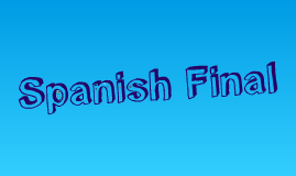 Spanish-Final