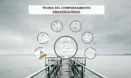 Copy of teoría DEL COMPORTAMIENTO ORGANIZACIONAL