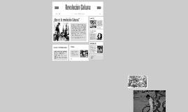 Copy of Revolucion Cubana 1953-1959