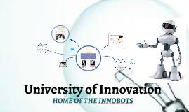 University of Innovation