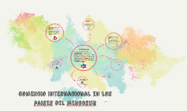 comercio internacional en los paises del mercosur